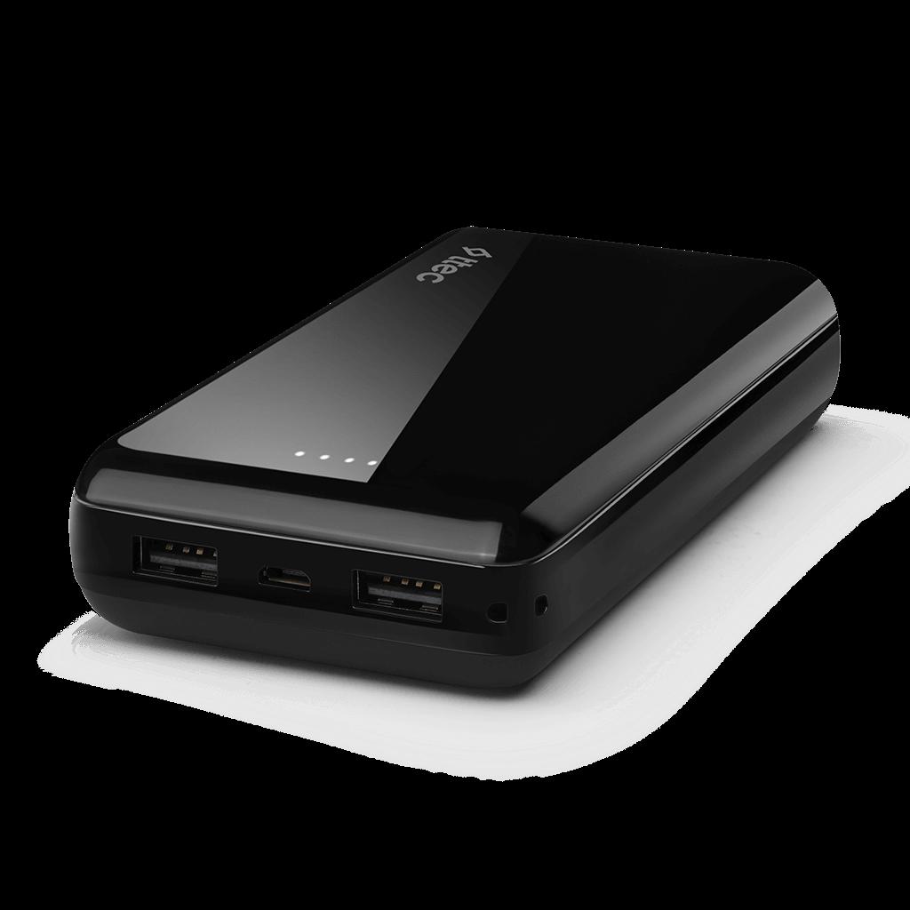 Ttec ReCharger S 20000mAh Taşınabilir Şarj Aleti - Siyah