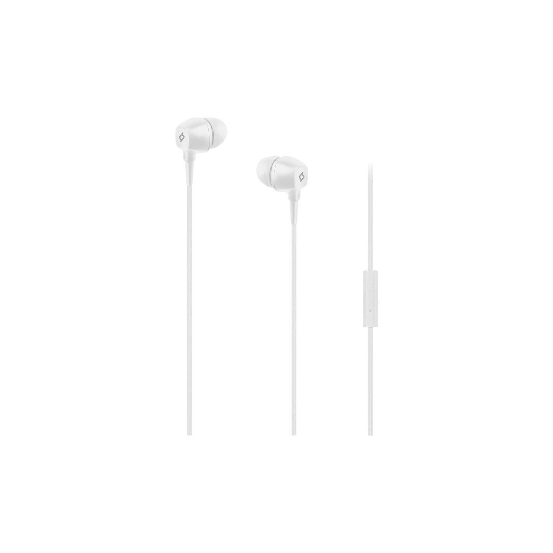 Ttec Pop Mikrofonlu Kulakiçi Kulaklık 96Db Beyaz