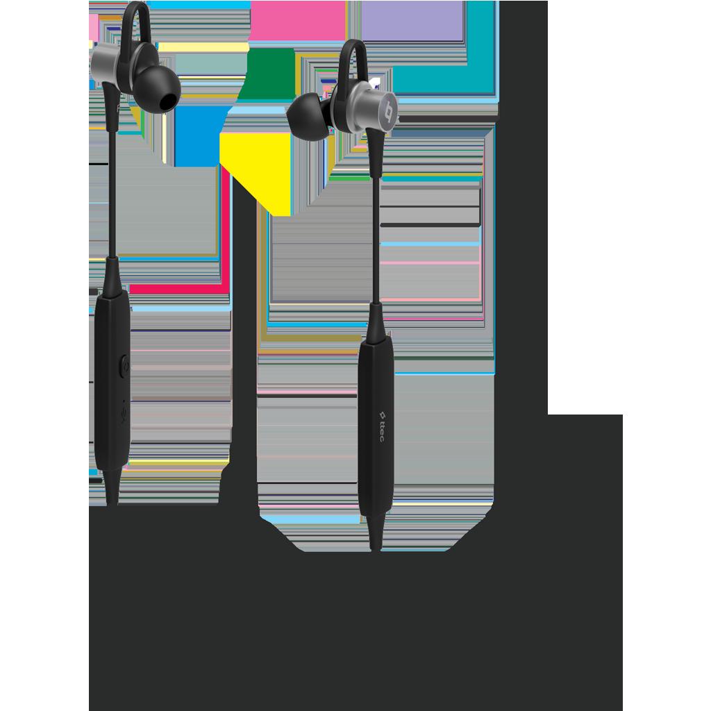 Ttec Soundbeat Pro Mıknatıslı Stereo Kablosuz Bluetooth Kulaklık Uzay Gri