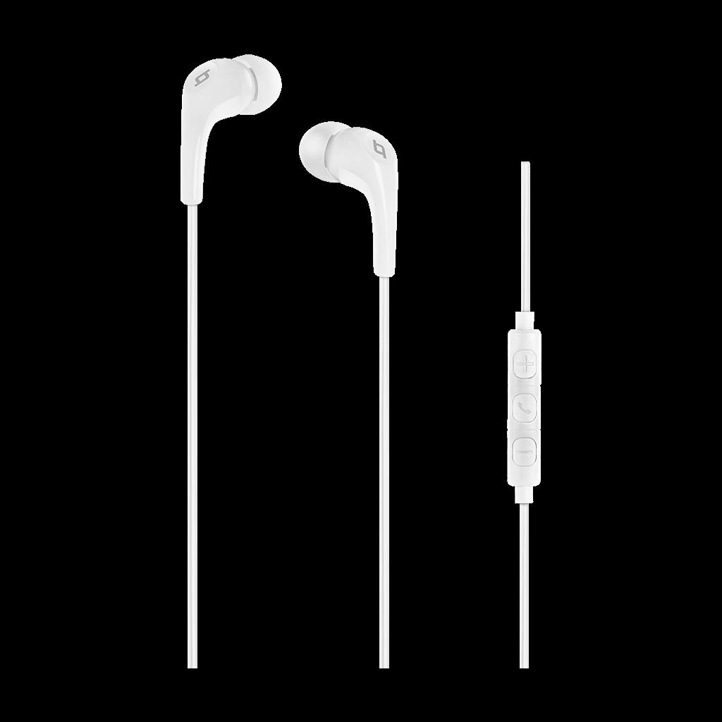 Ttec Soho Mikrofonlu Kulakiçi Kulaklık 96Db Beyaz